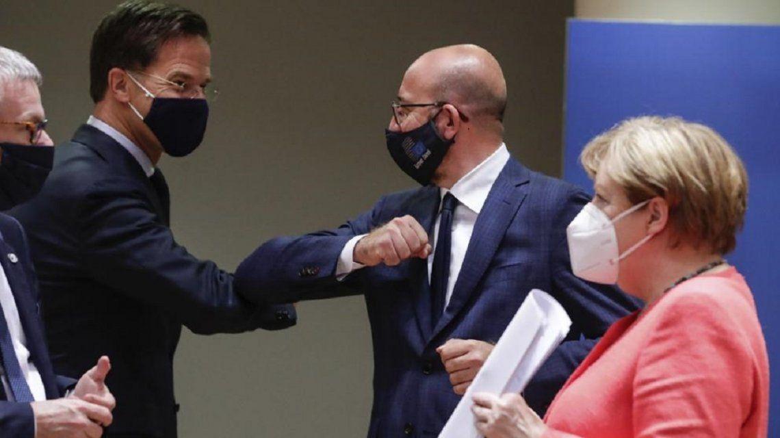 La Unión Europea acordó un histórico plan de reactivación económica postpandemia