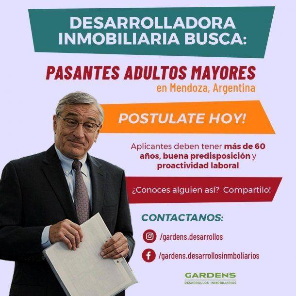 Mendoza: el particular aviso de una empresa de desarrollos inmobiliarios