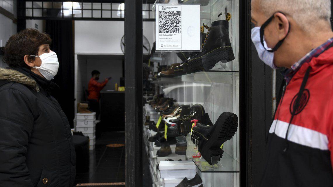 Coronavirus en Argentina: informe nocturno del 22 de julio con récord de 5.782 casos