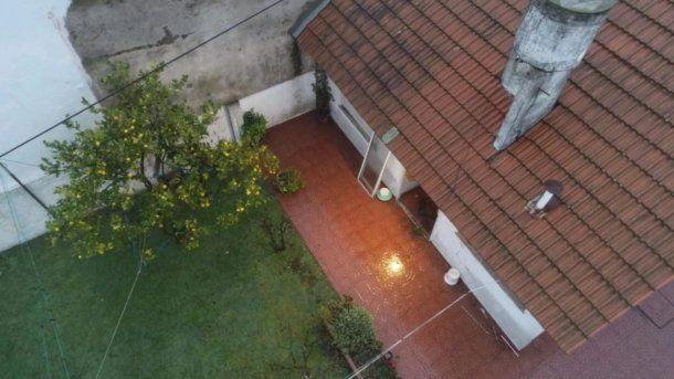 Inseguridad en Mar del Plata: el ladrón abatido murió en el patio de la casa ubicada en Azopardo al 3300