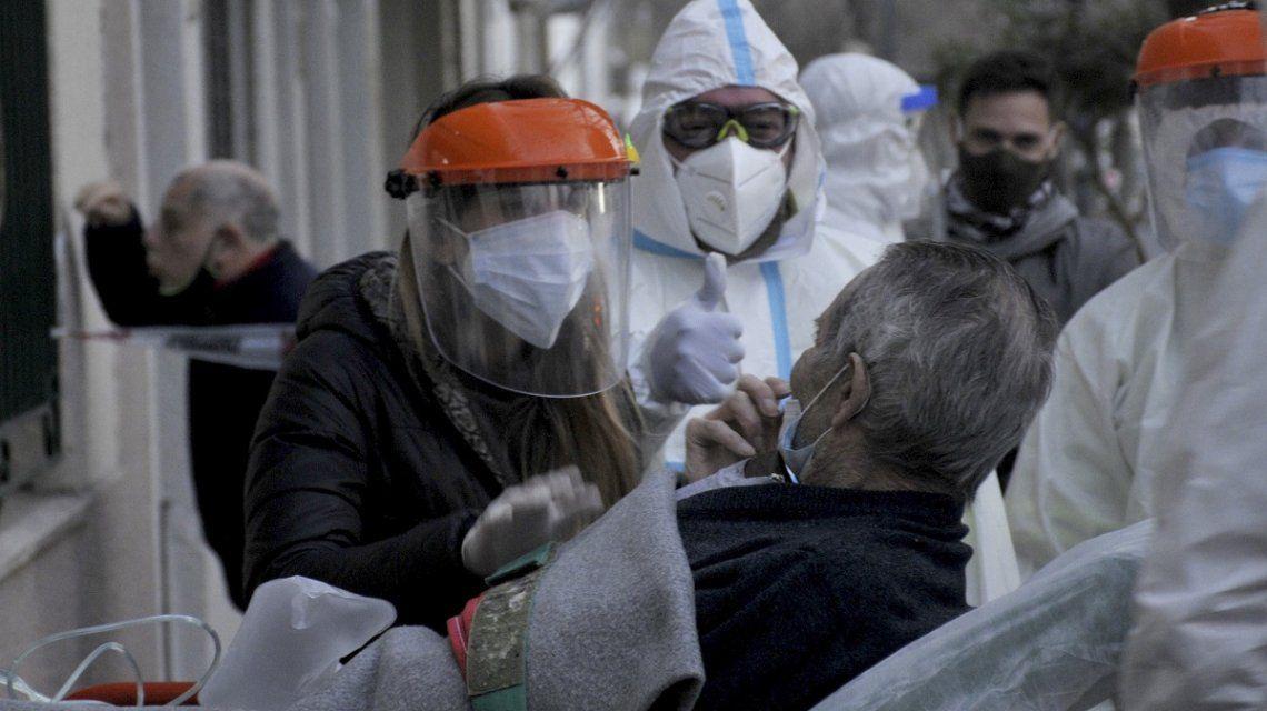 Detectan 29 casos de coronavirus en un geriátrico de La Plata