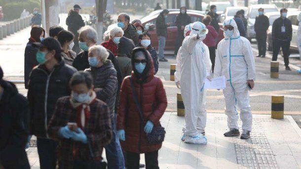 La OMS recordó que la pandemia del coronavirus no terminó.