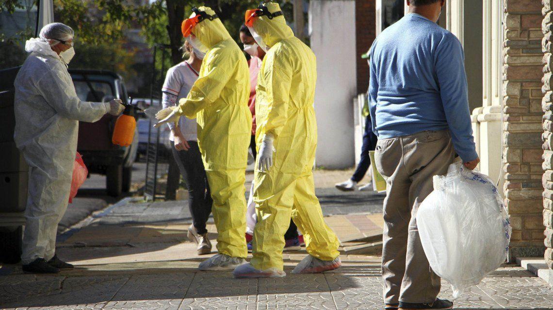 Coronavirus en Argentina: informe nocturno del 28 de julio