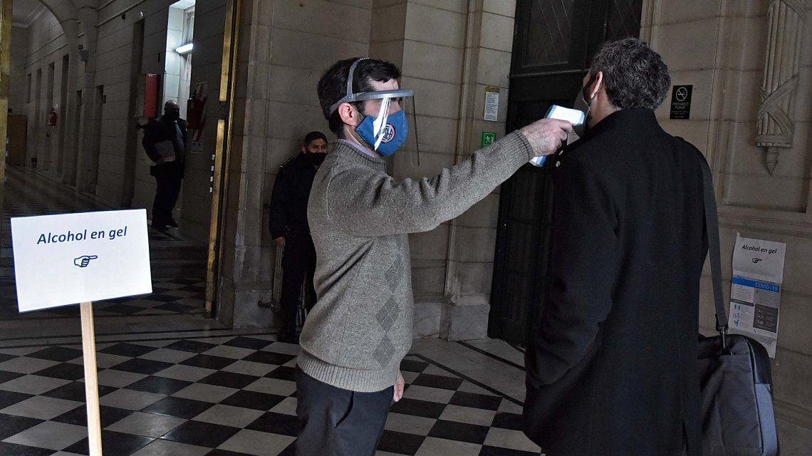 Coronavirus en Argentina: informe nocturno del 30 de julio con récord diario de 153 muertes