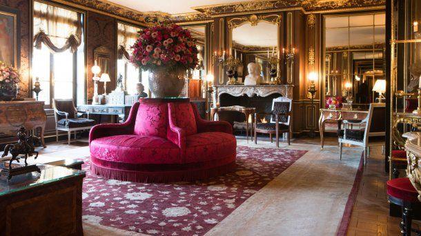 El lujoso hotel de París donde se hospeda Mauricio Macri