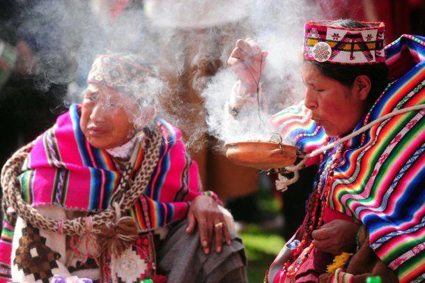 Coronavirus en Argentina: comunidades del noroeste piden festejar a la Pachamama