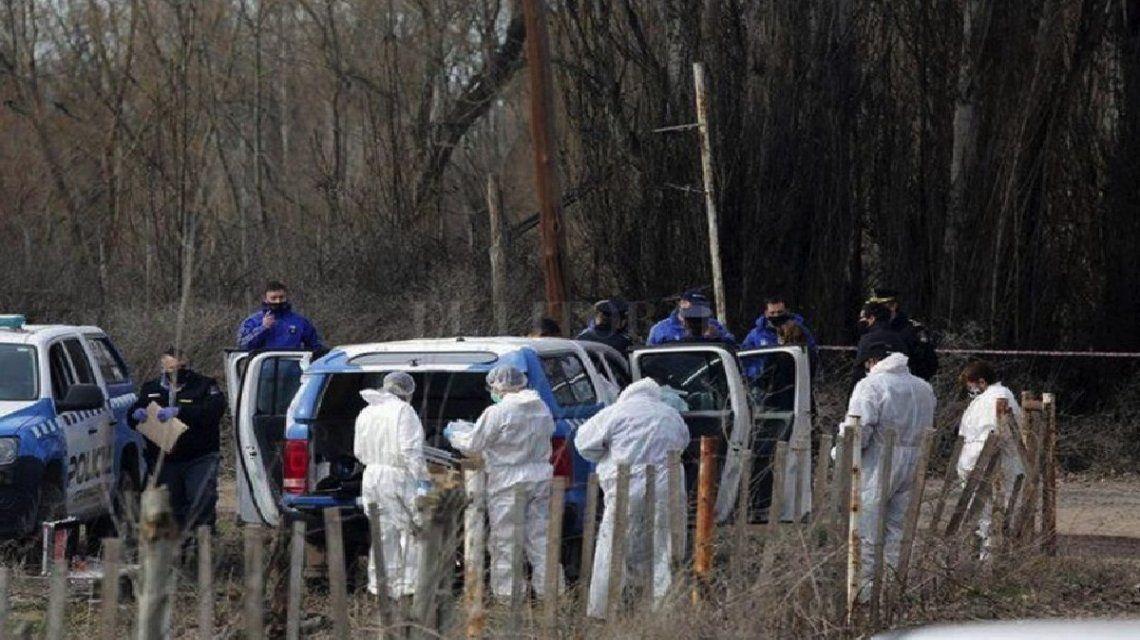 Femicidio en Neuquén: encontraron muerta a una arquitecta en un canal de riego