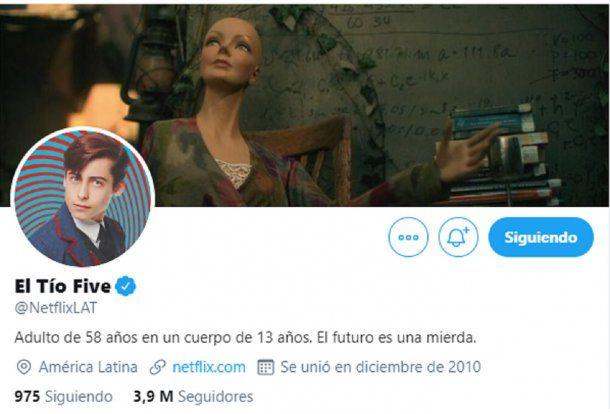 Cuenta de Netflix Latinoamérica (@NetflixLAT)