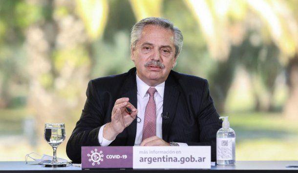 El presidente Alberto Fernández lanzó el nuevo Procrear hace dos semanas.