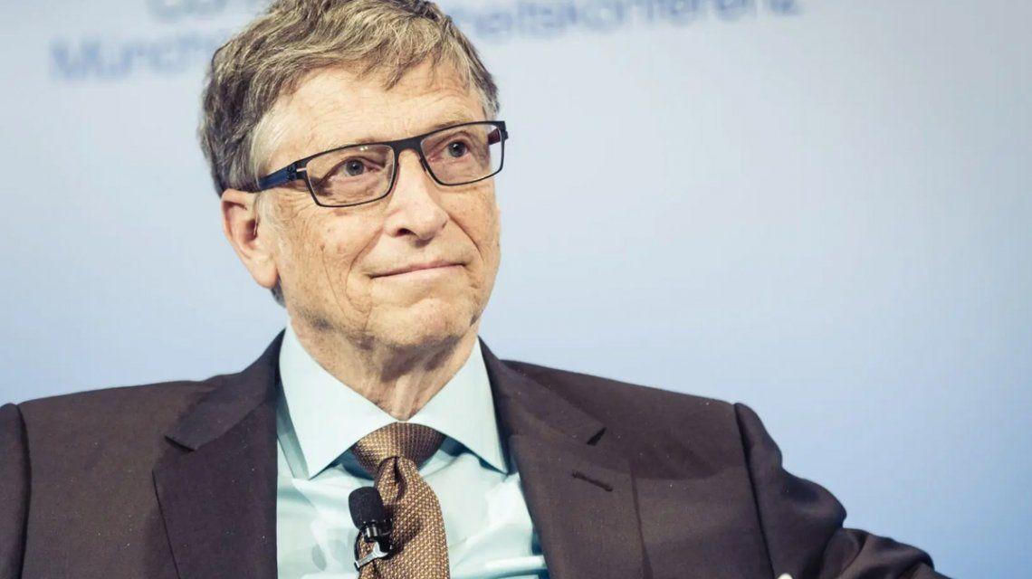 Bill Gates estimó cuándo los países van a terminar con la pandemia de coronavirus