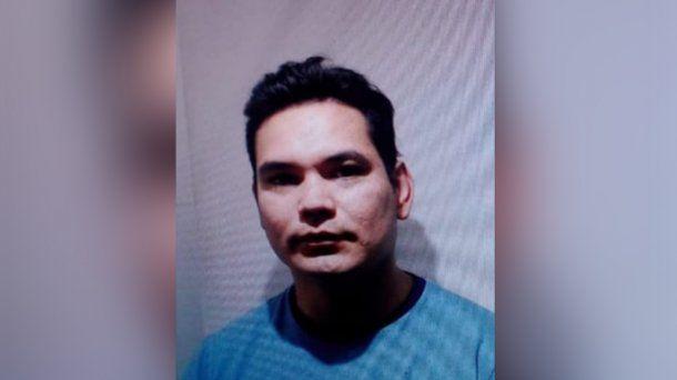 Edgar Martínez, de 28 años, pareja de la víctima y padre de su hija.