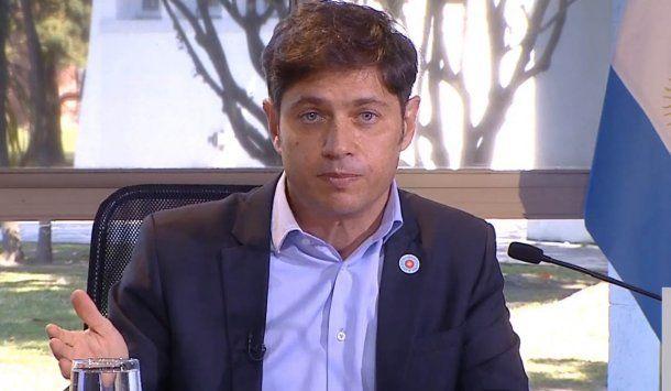 Axel Kicillof recibirá a Cristina, la madre de Facundo Astudillo Castro