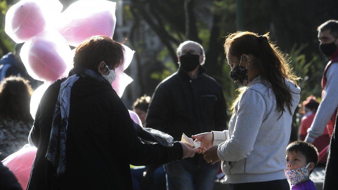 Coronavirus en Argentina: informe nocturno del 15 de agosto