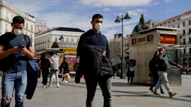 España registró más de 16 mil nuevos casos