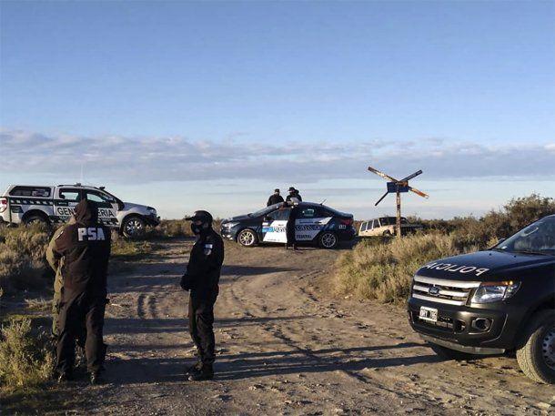 Justicia: los restos fueron encontrados a la vera de la ruta nacional 3 en Villarino