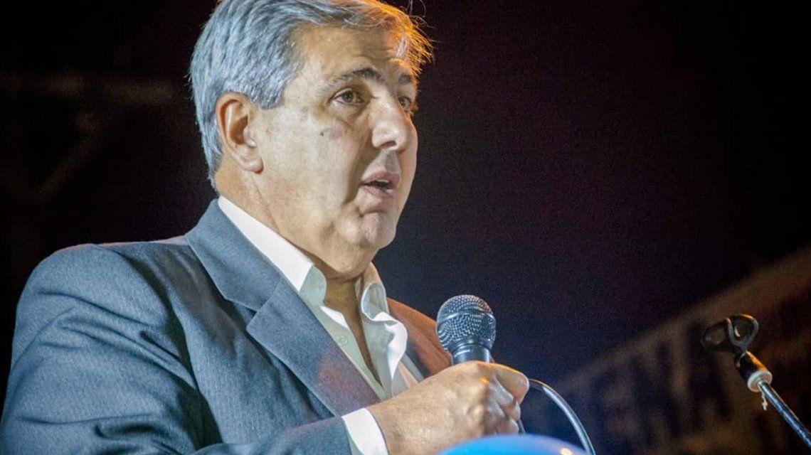 El vicegobernador de Jujuy