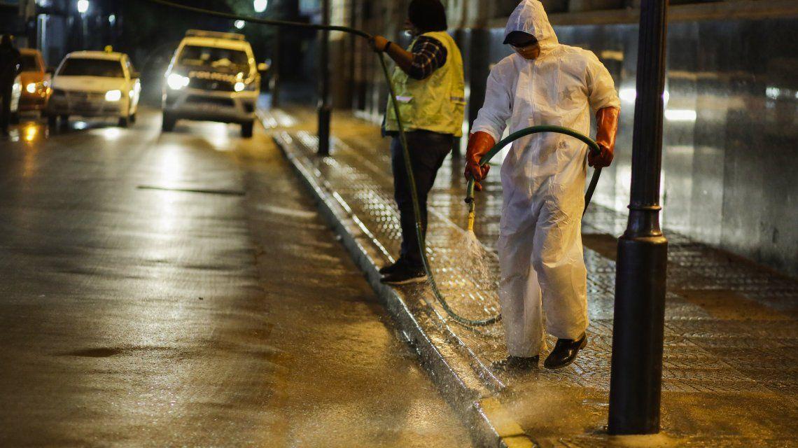 Coronavirus en Argentina: informe nocturno del 22 de agosto