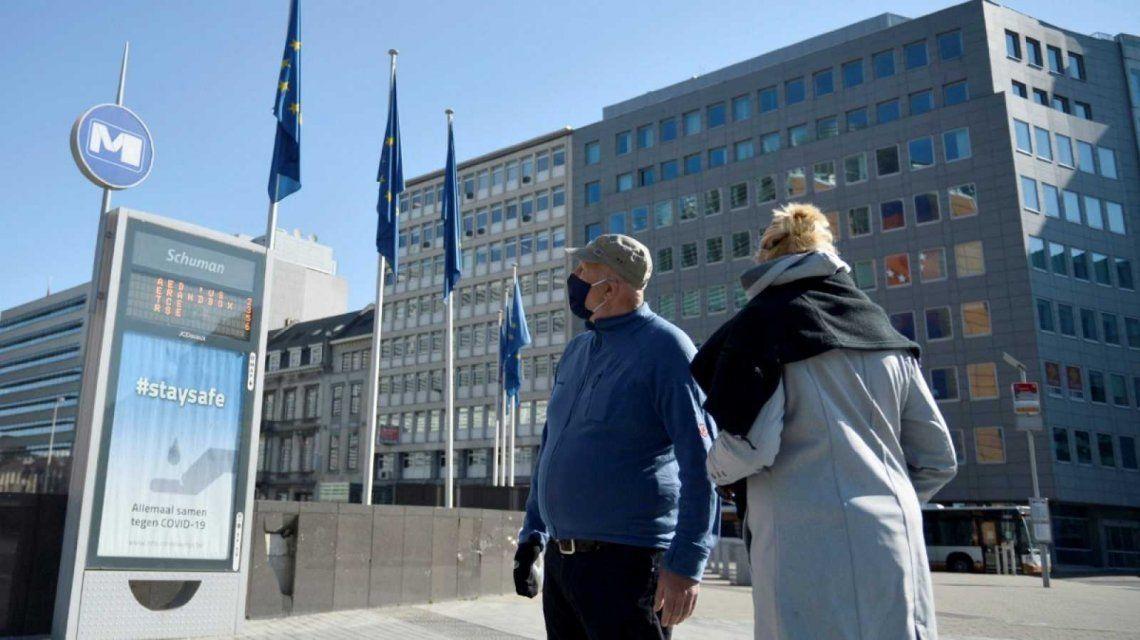 Para la OMS, la segunda ola de coronavirus en Europa es muy preocupante