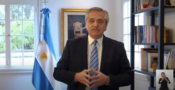 Alberto Fernández anunció hasta cuándo seguirá el aislamiento por el coronavirus