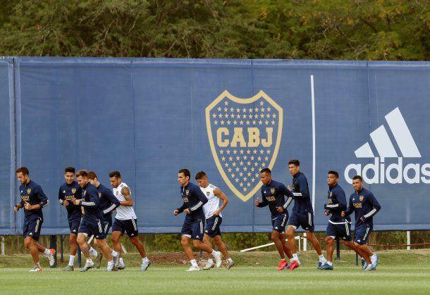 Para elreinicio de la Copa Libertadores, Boca podría utilizar jugadores que siguen dando positivo de coronavirus.