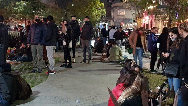 La Ciudad reabrió bares y comercios gastronómicos este fin de semana.