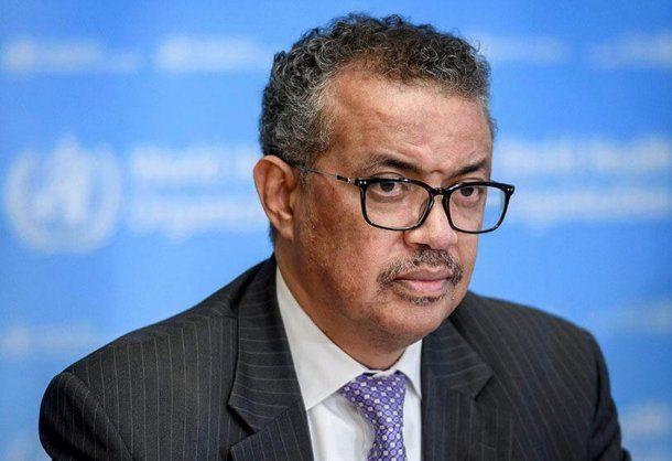 Tedros Adhanom Gebreyesus, director general de la OMS