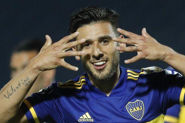 Boca ganó sus dos partidos en el reinicio de la Copa Libertadores.