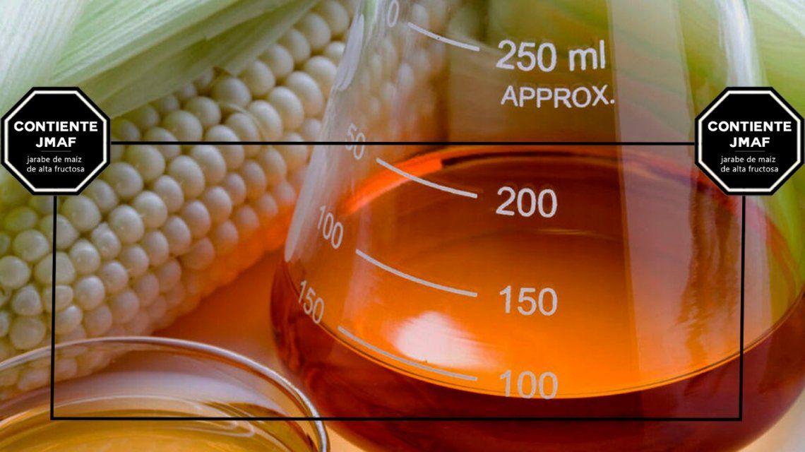 Ley de etiquetado frontal: ¿por qué es importante el rotulado de productos con jarabe de maíz de alta fructuosa?
