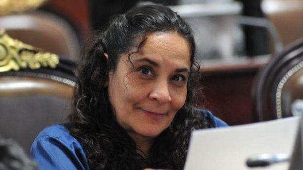 Valentina Batres Guadarrama, diputada por el Movimiento Regeneración Nacional.