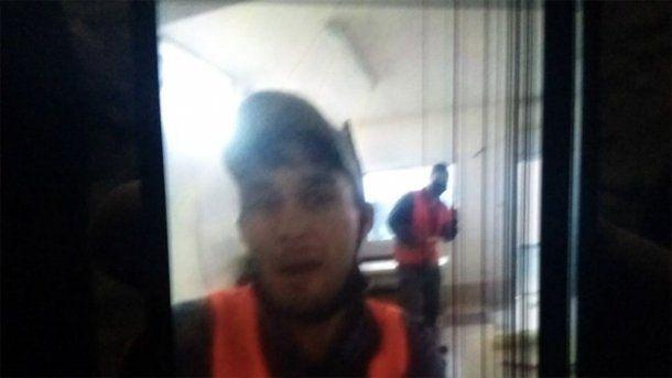Daniel Ángel Barrera Pereyra, de 26 años, está detenido