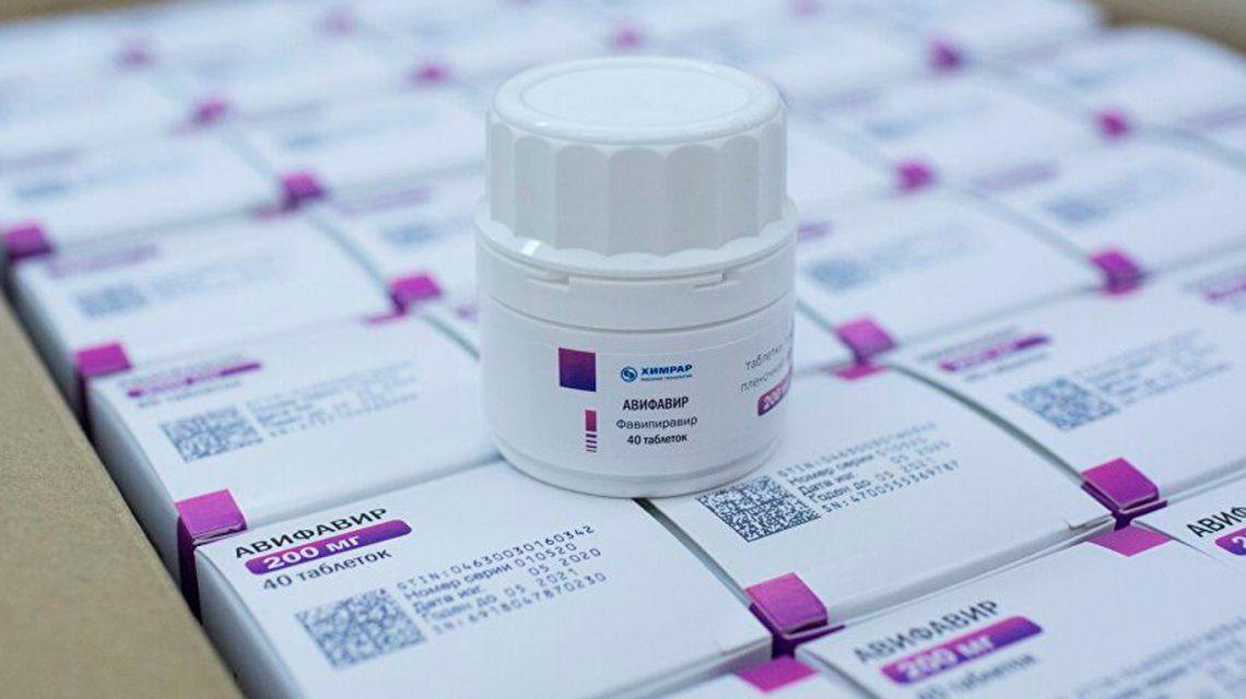 Avifavir, el fármaco contra el coronavirus que enviará Rusia a Argentina y varios países de Latinoamérica