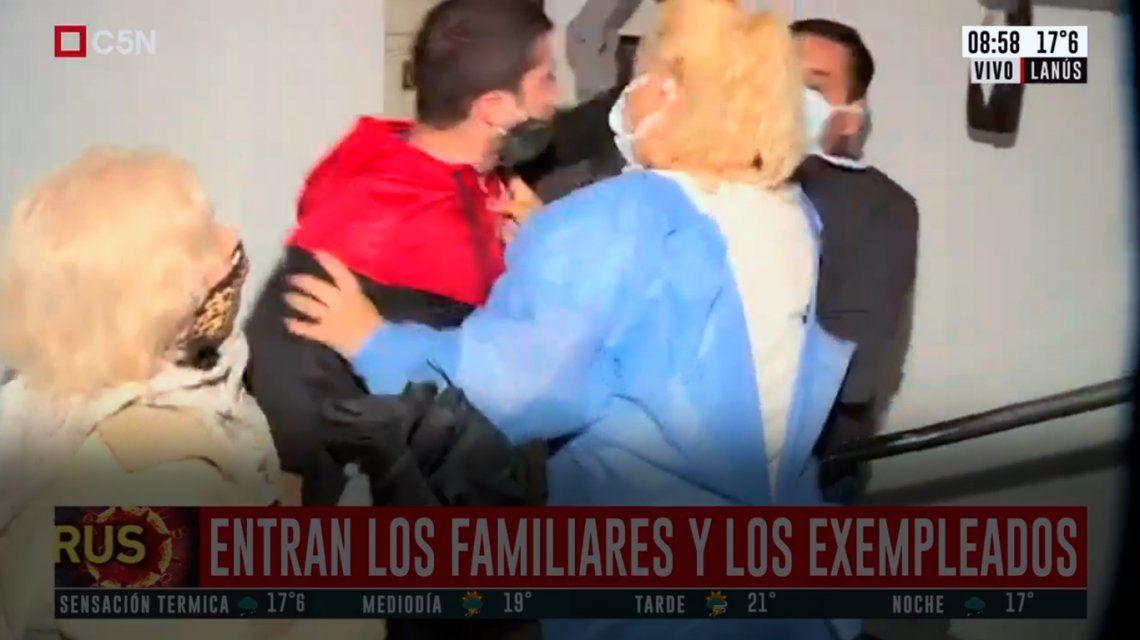 Denuncia y escándalo contra un geríatrico de Lanús: dijeron que tenía un ACV y era coronavirus
