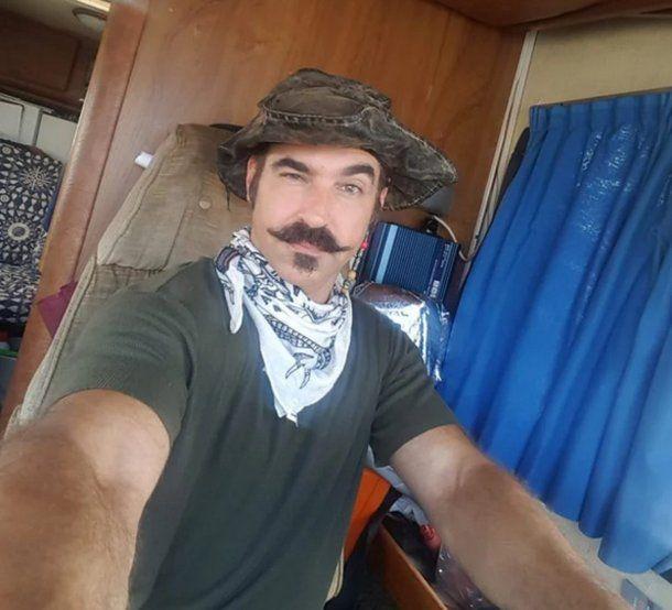Lucas Maniglia tenía 48 años y fue asesinado de un balazo en un robo en Mar del Plata. Foto: La Capital