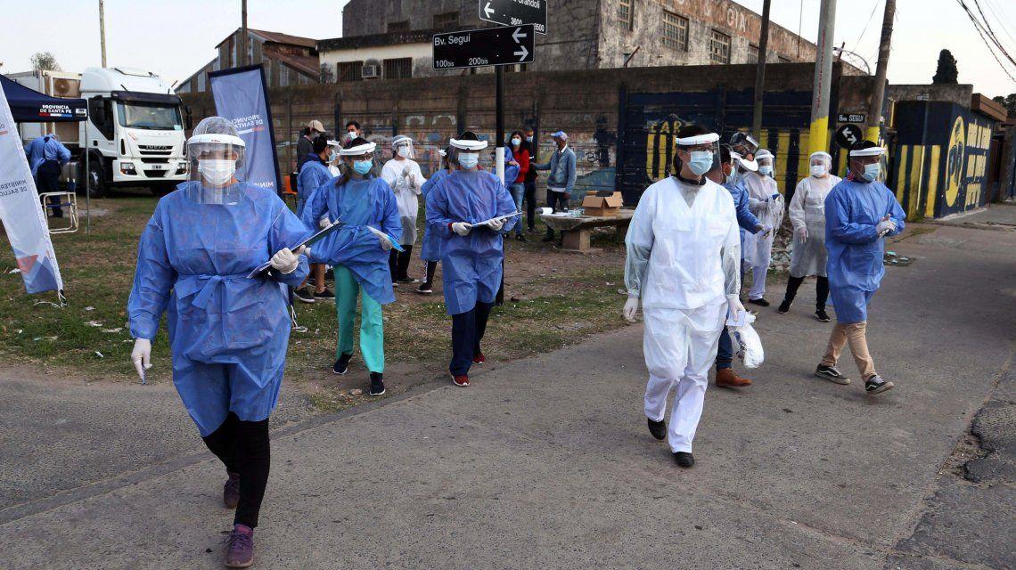 Coronavirus en Argentina: informe del 30 de septiembre