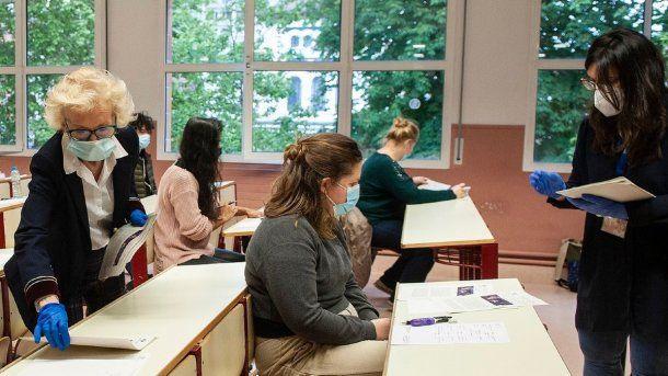 España: un profesor evitó usar tapabocas en clase y dio positivo por coronavirus Crédito: Universidad del País Vasco