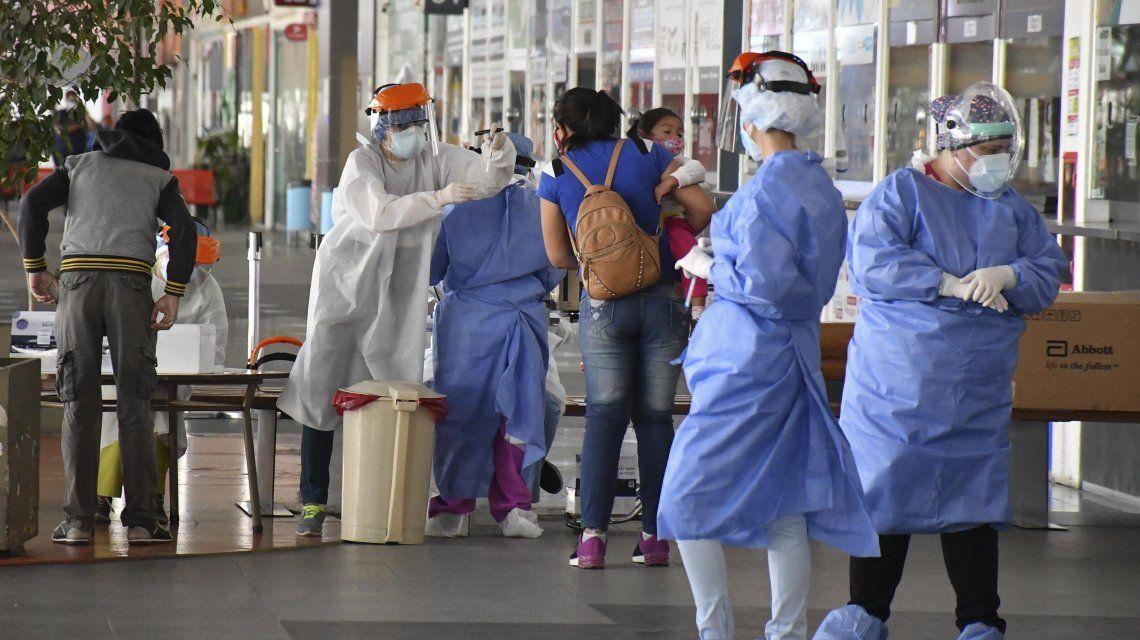 Coronavirus en Argentina: informe del 14 de octubre