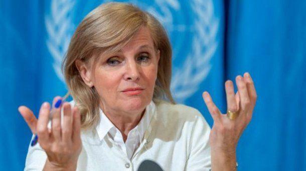 María Neira, directora del Departamento de Salud Pública y Medio Ambiente de la OMS.