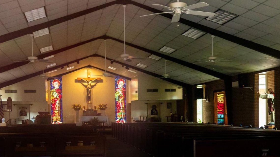 Iglesia deNueva OrleansFoto: gentileza Nola)