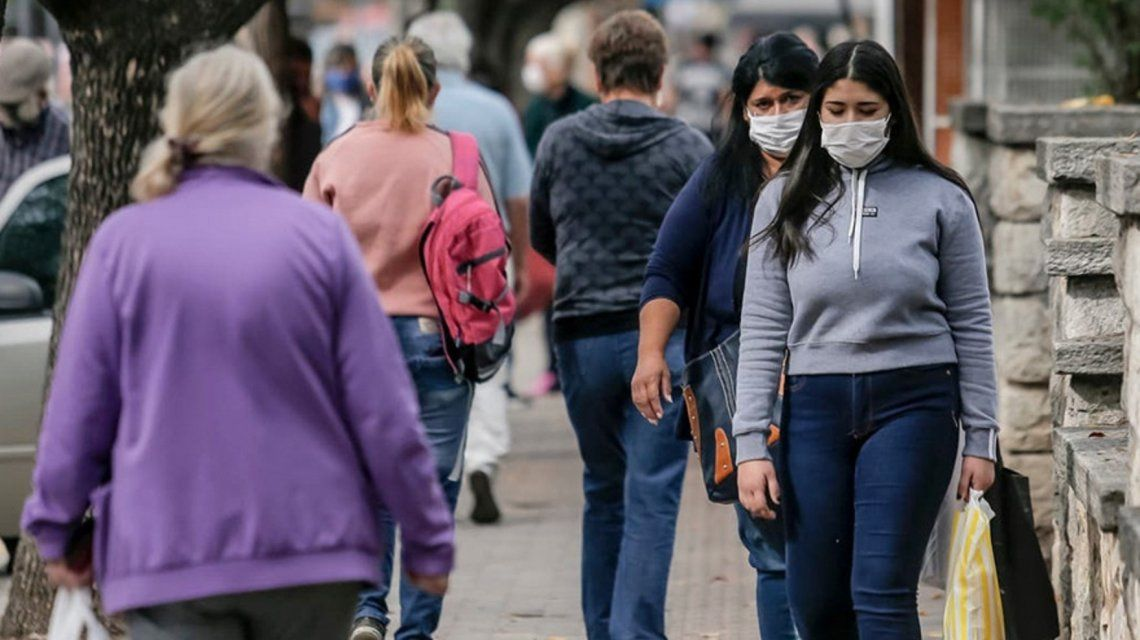 Informe del 16 de octubre de 2020: En las últimas 24 horas hubo 16.546 nuevos casos y 381 muertos por coronavirus