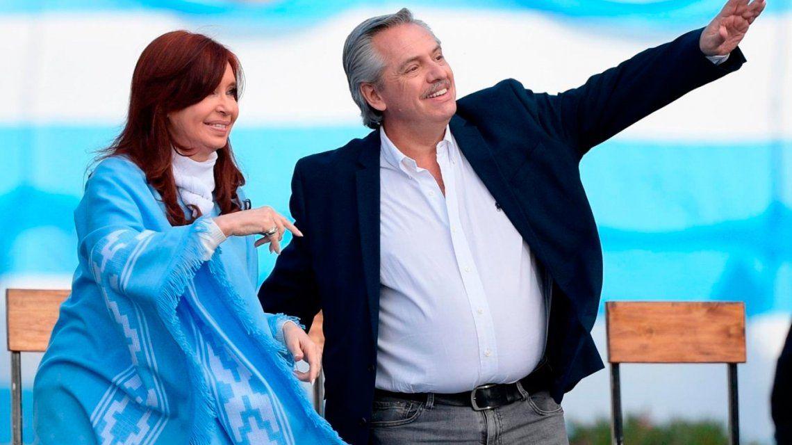 Alberto Fernández, sobre la carta de Cristina Kirchner: La sentí como un respaldo