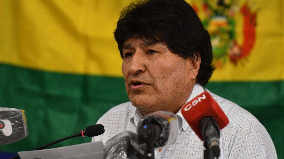 Bolivia: Evo Morales anunció que vuelve el 11 de noviembre