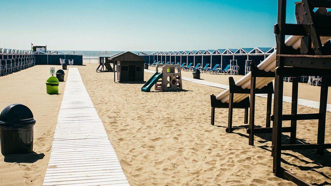El protocolo para los balnearios: barbijo en las playas y carpas con menor cupo