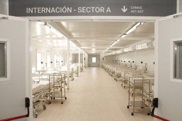 Instalarán 18 hospitales modulares para la temporada de verano. Foto de archivo (Twitter: @gkatopodis)