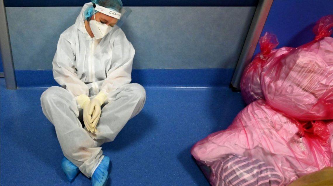 Por el rebrote de Europa, Argentina cae en el ranking de contagios de coronavirus en el Mundo
