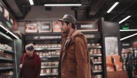 Presentan un supermercado en el que no hace falta la fila para pagar