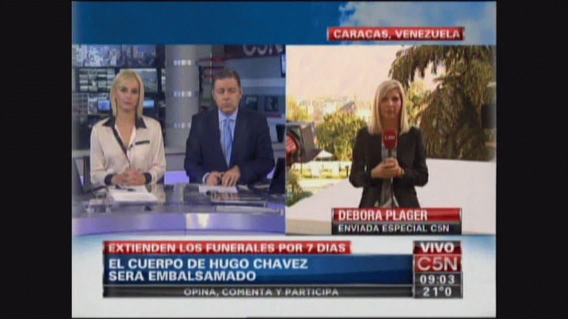 Asume Maduro y las elecciones serán a partir del 14 de abril