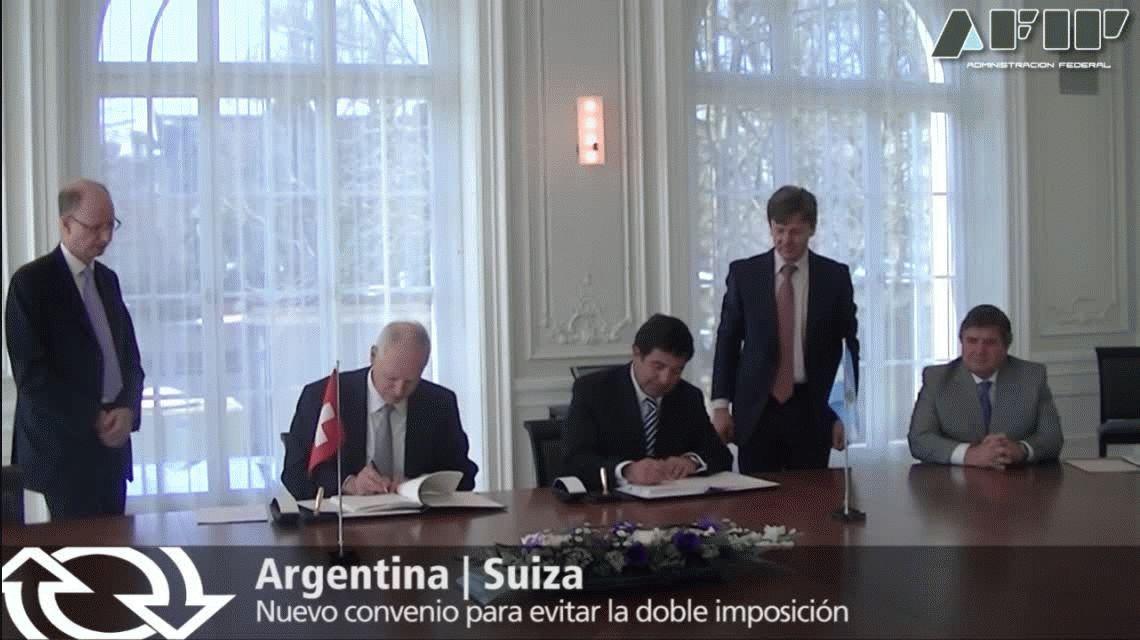 La lista de los argentinos que tienen cuentas ocultas en Suiza