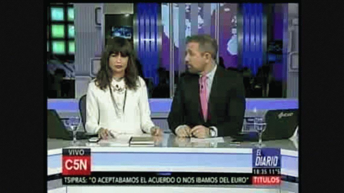 Solá explicó en C5N por qué cuestionó a Aníbal Fernández