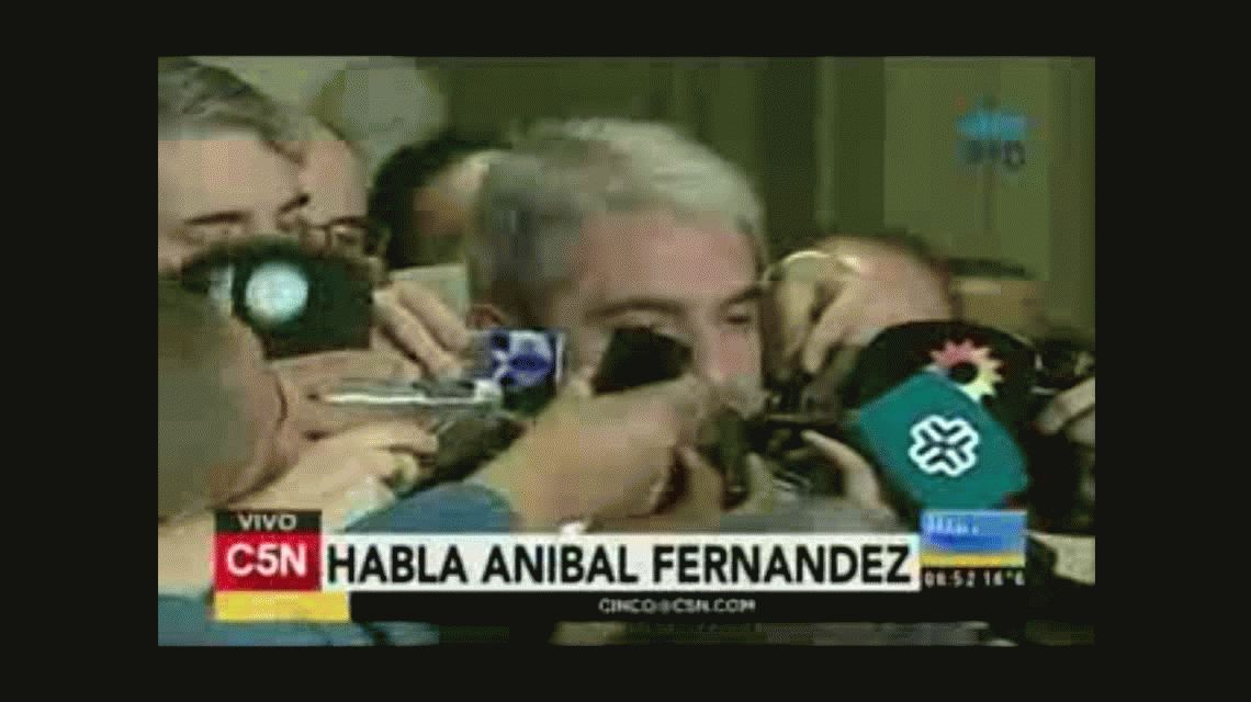 Aníbal reconoció la derrota y felicitó a Vidal