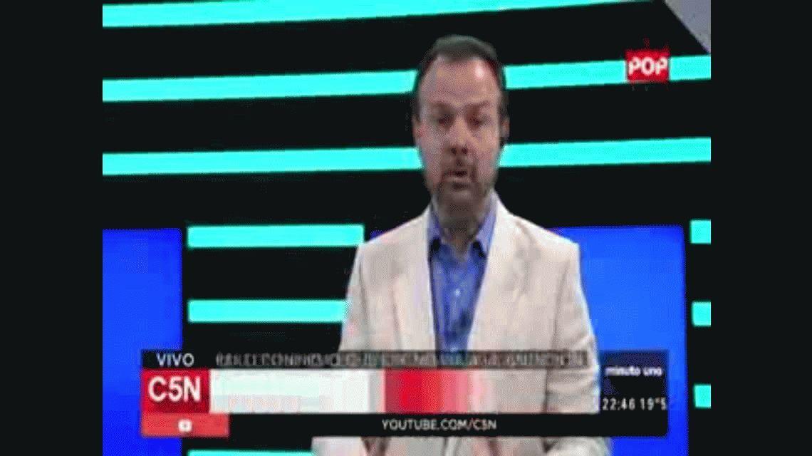 Julián Domínguez: El gesto de judicializar es un disparate